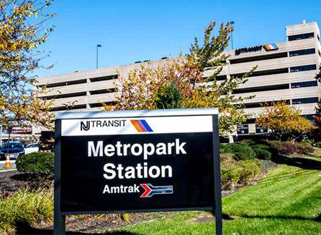 metropark strain station